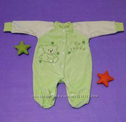 Человечки, комбинезоны для новорожденных деток