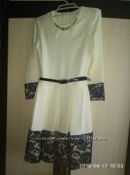 Нарядное платье 140-146р