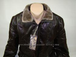 Дубленка мужская зимняя Dushi 6XL-7XL код 14005