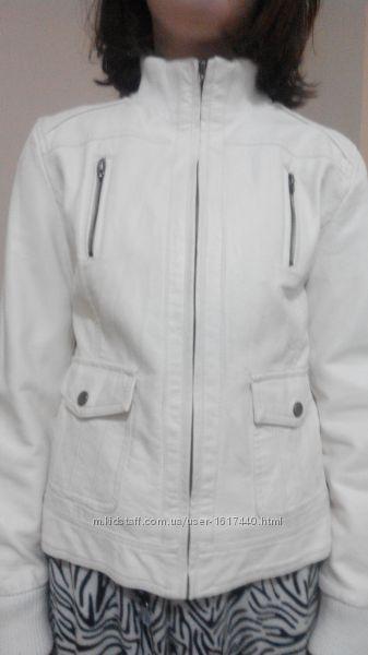 Куртка- пиджак  демисезонная кожзам