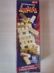 Настольная игра Джанга