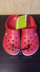 Продам кроксы crocband crocs