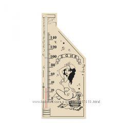 Термометр для бани и сауны 5