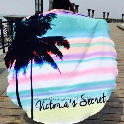 пляжный плед полотенце покрывало Victoria&acutes secret