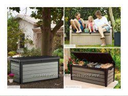 Садовые ящики и чуланы Allibert, Keter Голландия для сада, балкон или терра