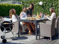 Столы Allibert Голландия для дома, кафе и бару.
