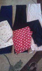 пижама и пижамные штаны разных размеров