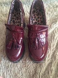 Туфли лакованые