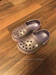 Продам детские сланцы  Crocs оригинал.