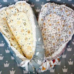 Кокон-матрасик для новорожденных