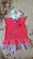 Модная футболка туника Wojcik войчик на девочку 3-5 лет Футболка может быть