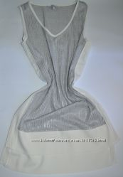 0520aa2240c красивая блузка туника next uk 8-10 42-44 размер украинский сток ...