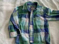 64f7843c506 OshKosh рубашка-боди 24m