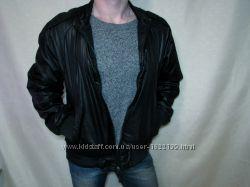 Курточка чоловіча чорна burton вітровка