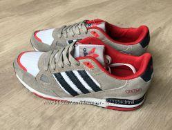 Кроссовки Adidas ZX750 натуральная замша