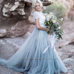 Юбка фатиновая пачка в пол макси свадьбы девшинки танцы фотосессии