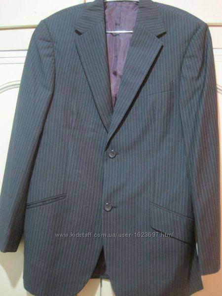 Пиджак костюмный весенний р-р 50
