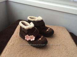 Осінні гарні ботинки черевики черевички 3-4 рочки quechua