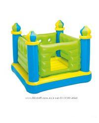 Детский надувной батут Intex 48257 Замок