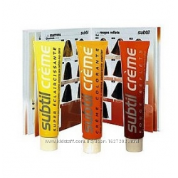 DUCASTEL Subtil Creme - Стойкая крем-краска