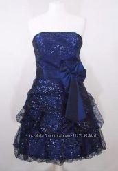 Красивое на выпускной выпускной платье S вечерние випускна сукня