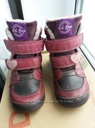 Зимние сапоги, зимние ботинки D. d step