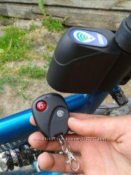 Сигнализация для велосипеда с пультом, велосигнализация