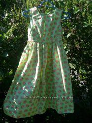 Платье летнее, Cyrillus, рост 140, Франция