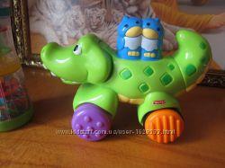 игрушки fisher price, фишер прайс