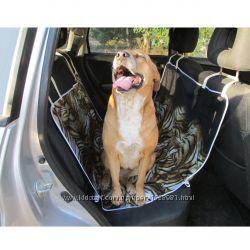 Автогамак для перевозки собак  авто покрывало подстилка чехол