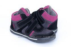 608cd27748a8e6 Стильні снікерси на липучках для дівчат, 970 грн. Детские ботинки ...