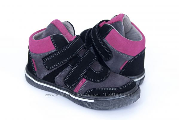 55ee95c72ac53d Стильні снікерси на липучках для дівчат, 970 грн. Детские ботинки Мальви  купить Львов - Kidstaff | №25725873