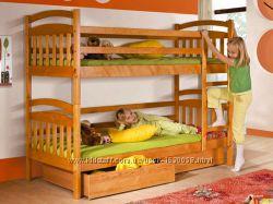 двухьярусние кровати