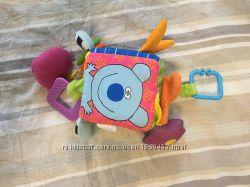 Развивающий мягкий кубик Taf Toys