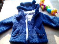 Кафта-куртка на весну на малыша на 3-6мес