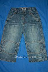 Джинсовые шорты ф. H&M р-122-128 для мальчика 67лет