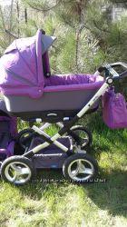 Продам нашу коляску Geoby 2в1 в отличном состоянии