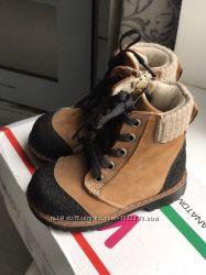 Ботинки woopy 21 размер