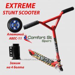 Трюковый самокат Scale Sports Extrem Abec - 11