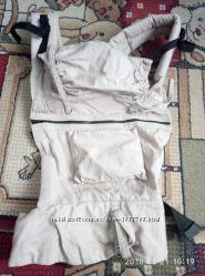 Наш эрго-рюкзак-слинг