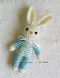 мишка амигуруми мягкая игрушка вязание крючком 280 грн мягкие