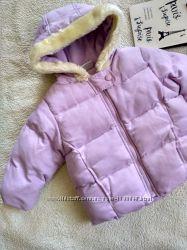 Куртка зимняя на 9-12 месяцев