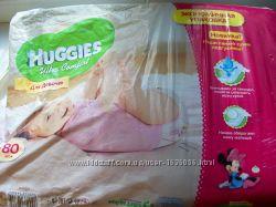 детские памперсы huggies