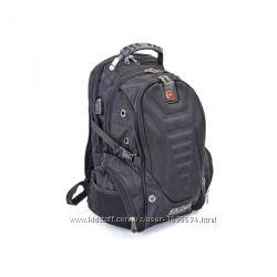 Рюкзак спортивный SWISSGEAR 55310 30л 44x32x17 черный