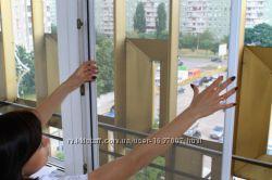 Ремонт и регулировка окон, москитные сетки