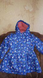Демисезонная куртка MINI CLUB для девочки на 6-12мес