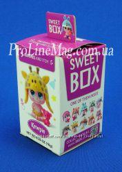 Свит бокс Sweet Box Пупсы Мармелад с игрушкой в коробочке