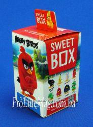 Свит Бокс ANGRY BIRDS MOVIE Мармелад с игрушкой в коробочке