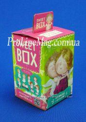 Свит бокс Gapchinska счастье есть Мармелад с игрушкой в коробочке  1210,