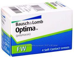 Линзы контактные на 3 месяца Optima FW